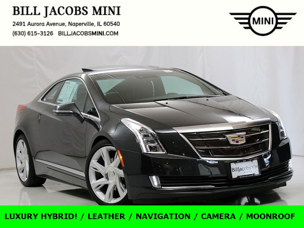 Pre Owned 2016 Cadillac Elr Base