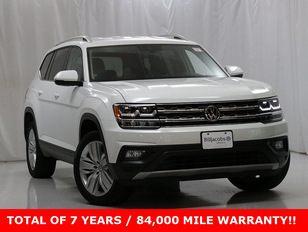 Certified Pre-Owned 2019 Volkswagen Atlas 3.6L V6 SE w/Technology