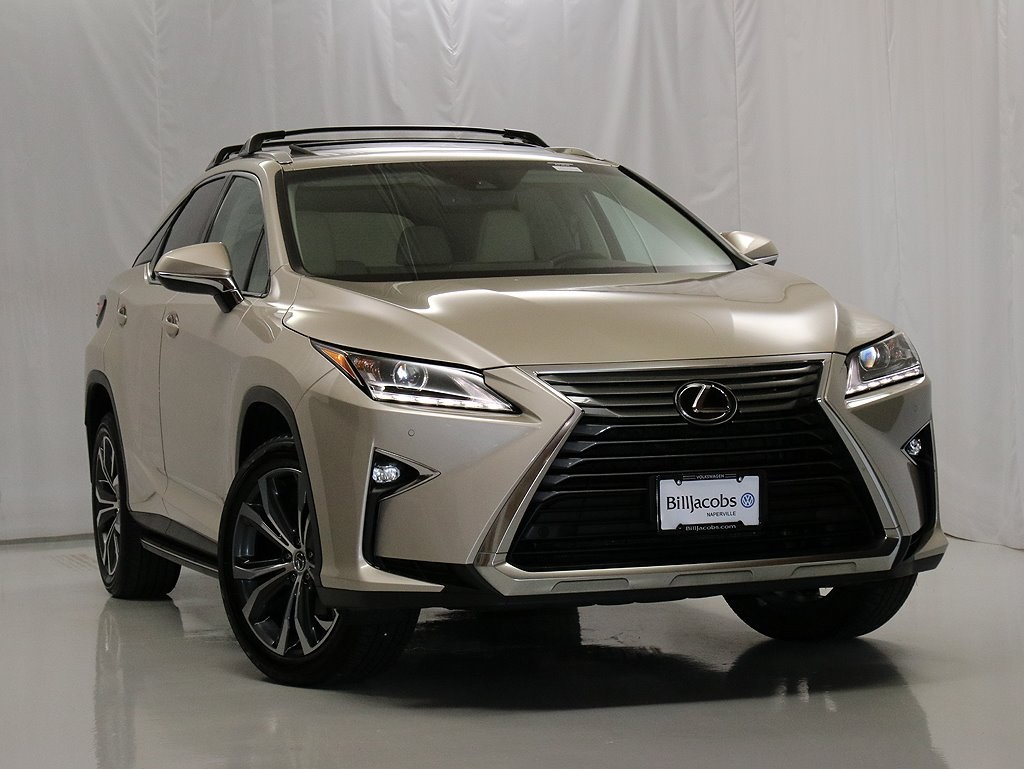 Pre Owned Lexus >> Pre Owned 2017 Lexus Rx 350 Awd