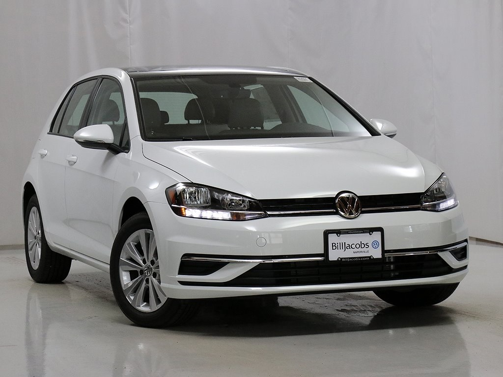 New 2020 Volkswagen Golf 1.4T TSI
