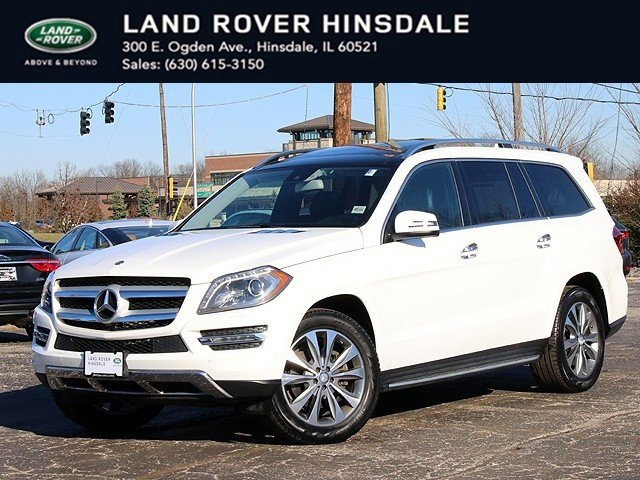 Pre Owned 2016 Mercedes Benz Gl Cl 350