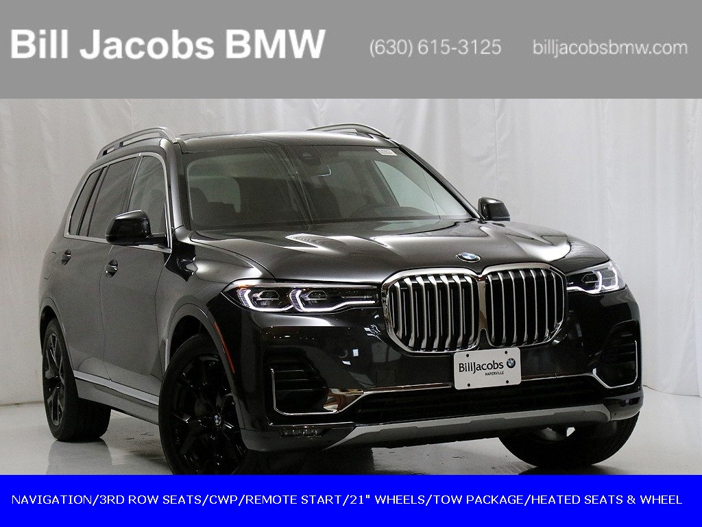 Pre-Owned 2020 BMW X7 xDrive40i