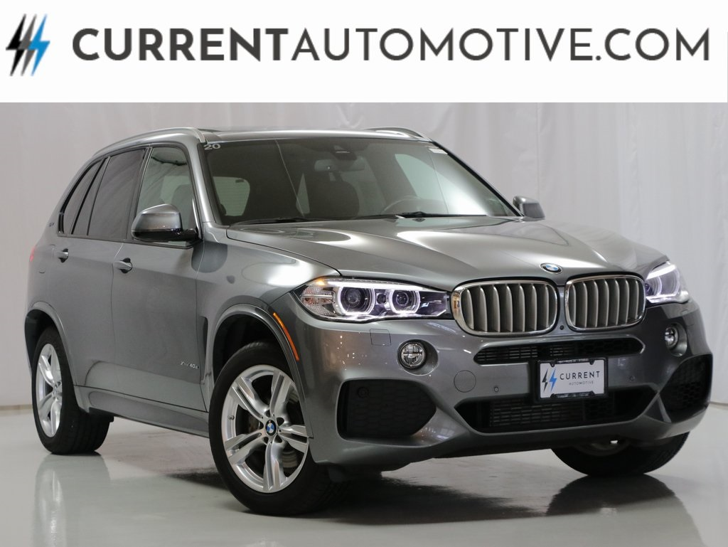 Pre Owned 2017 Bmw X5 Xdrive40e