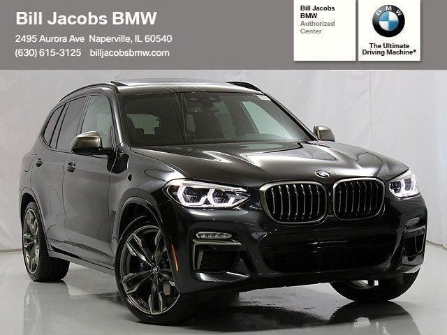 new 2019 bmw x3 m40i sport utility near chicago b33147. Black Bedroom Furniture Sets. Home Design Ideas