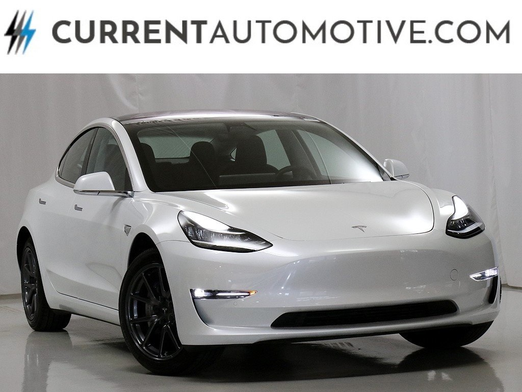 Pre Owned Tesla >> Pre Owned 2019 Tesla Model 3 Mid Range With Navigation