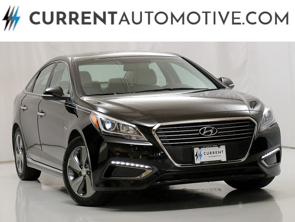 Pre-Owned 2016 Hyundai Sonata Plug-In Hybrid Base