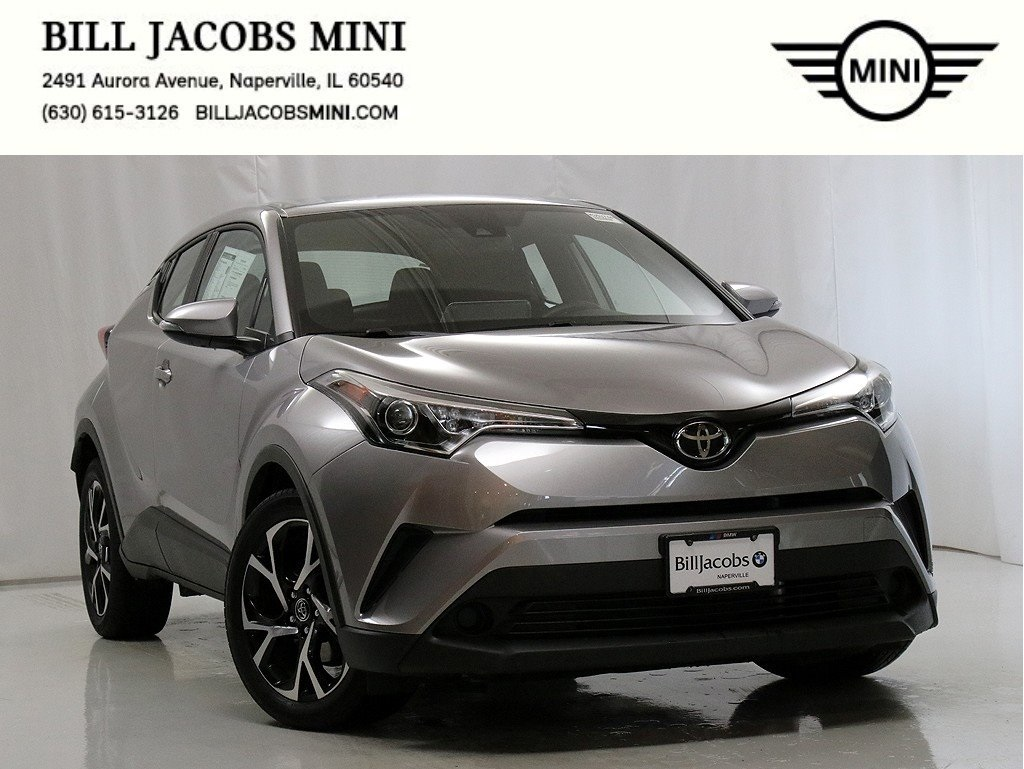 Pre-Owned 2019 Toyota C-HR XLE