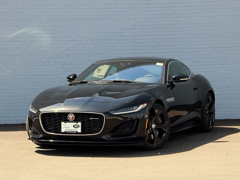 New 2021 Jaguar F-TYPE R-Dynamic