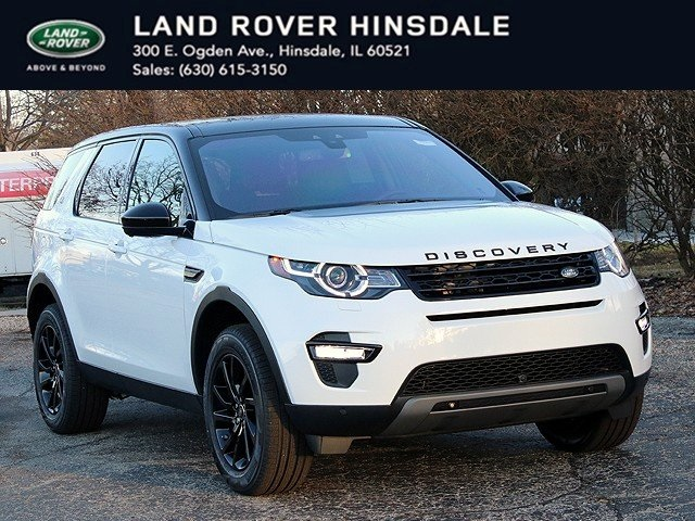new 2018 land rover discovery sport hse 4d sport utility near chicago lh18069 bill jacobs. Black Bedroom Furniture Sets. Home Design Ideas