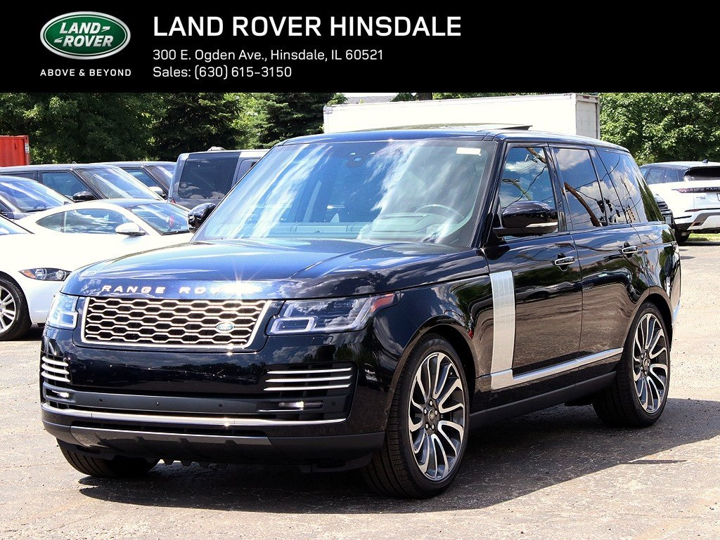 New 2019 Land Rover Range Rover 5 0L V8 Supercharged Autobiography 4WD