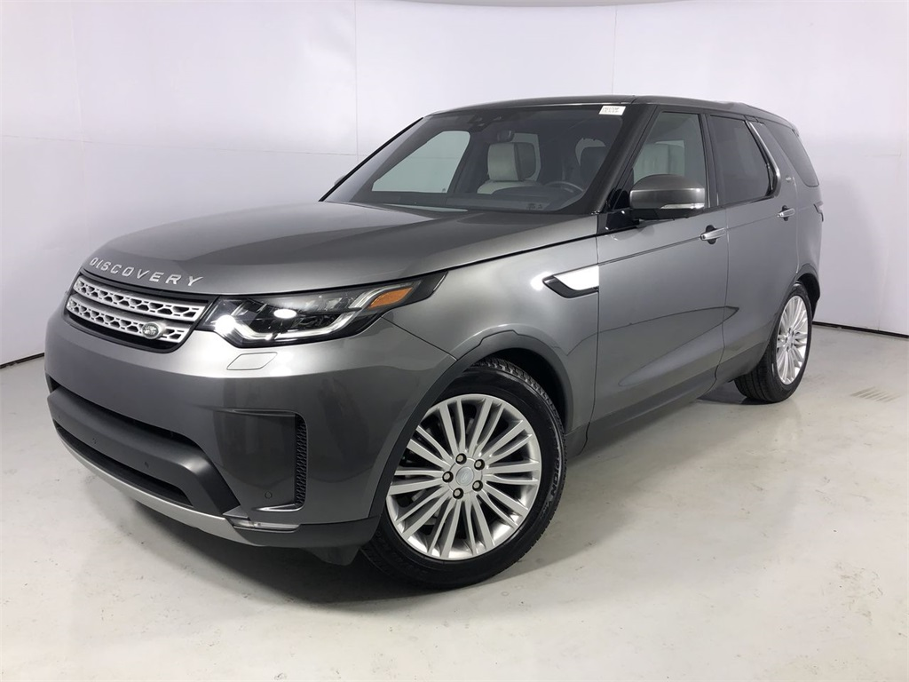 Pre-Owned 2017 Land Rover Discovery HSE Luxury