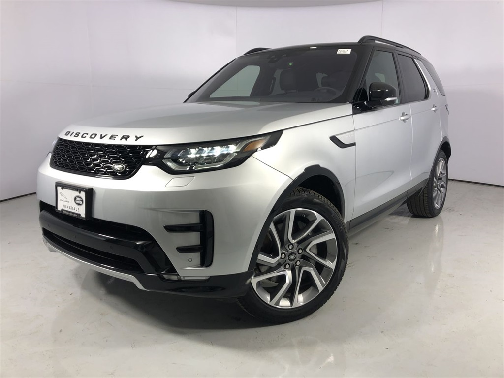 Certified Pre-Owned 2020 Land Rover Discovery Landmark Edition