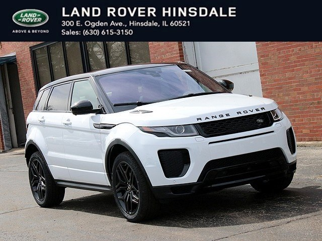 land rover range rover evoque hse dynamic  sport utility  chicago lh bill