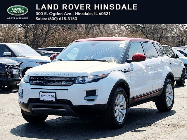 2015 Land Rover Range Rover Evoque Pure >> Pre Owned 2015 Land Rover Range Rover Evoque Pure 4d Sport Utility