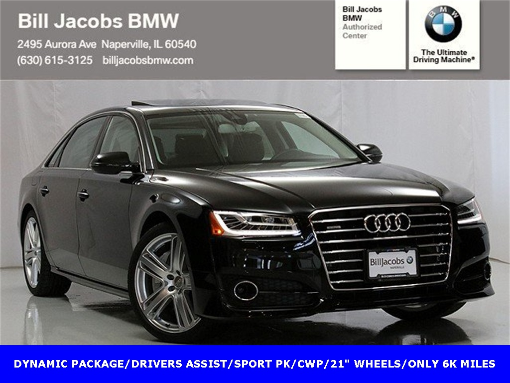PreOwned Audi A L T Sport D Sedan Near Chicago BAA - Audi a8 sport