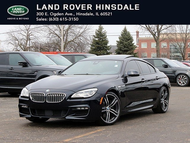 Pre-Owned 2018 BMW 6 Series 650i xDrive Gran Coupe