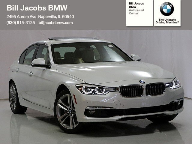 New 2018 Bmw 3 Series 330i Xdrive 4dr Car Near Chicago B33251