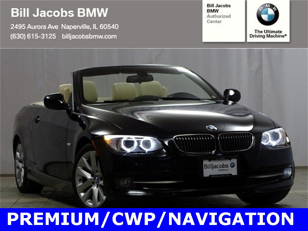 PreOwned BMW Series I D Convertible Near Chicago - 2011 bmw convertible
