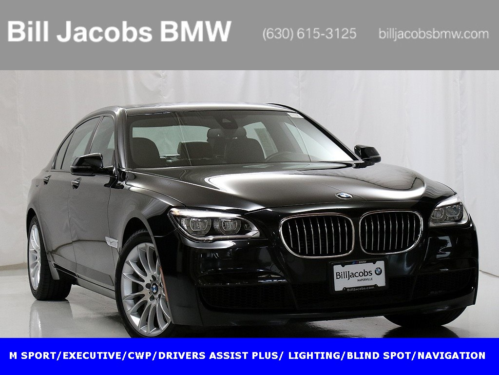 2014 Bmw 750Li >> Pre Owned 2014 Bmw 7 Series 750li Xdrive Awd