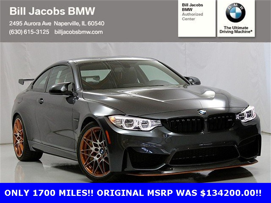 pre owned  bmw  gts  coupe  chicago  bill jacobs auto group