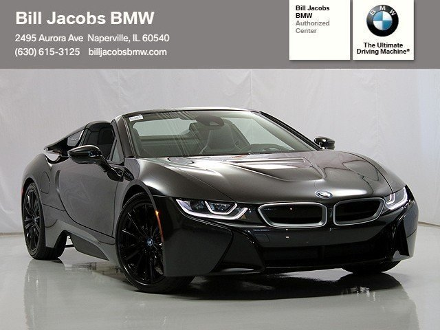 new 2019 bmw i8 convertible near chicago b33007 bill jacobs auto