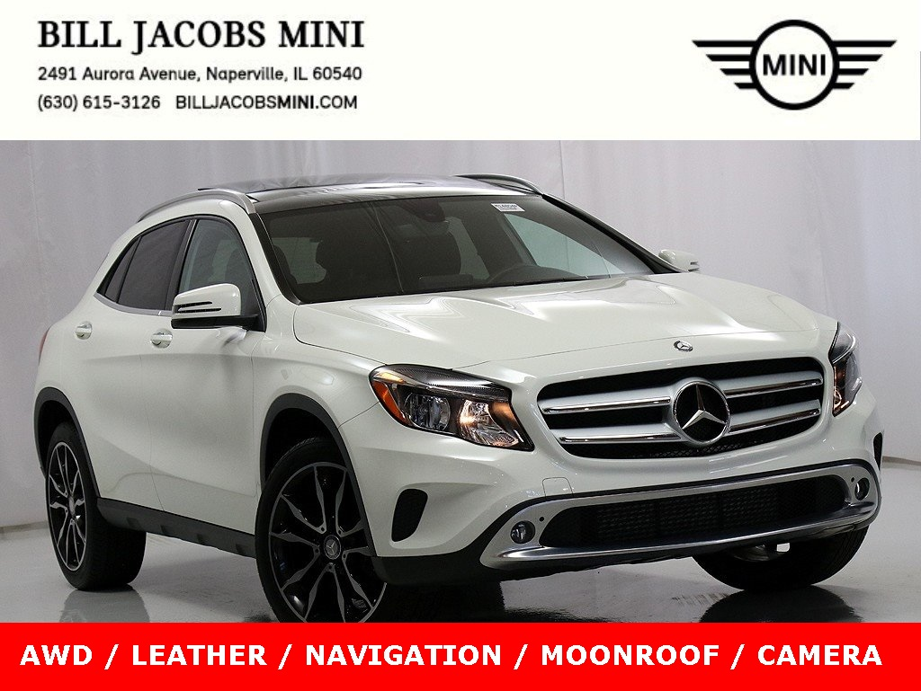 Pre Owned 2017 Mercedes Benz Gla 250