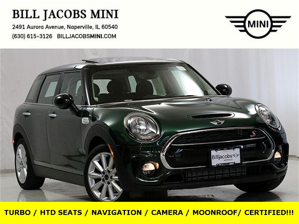 Certified Pre-Owned 2016 MINI Cooper S Clubman