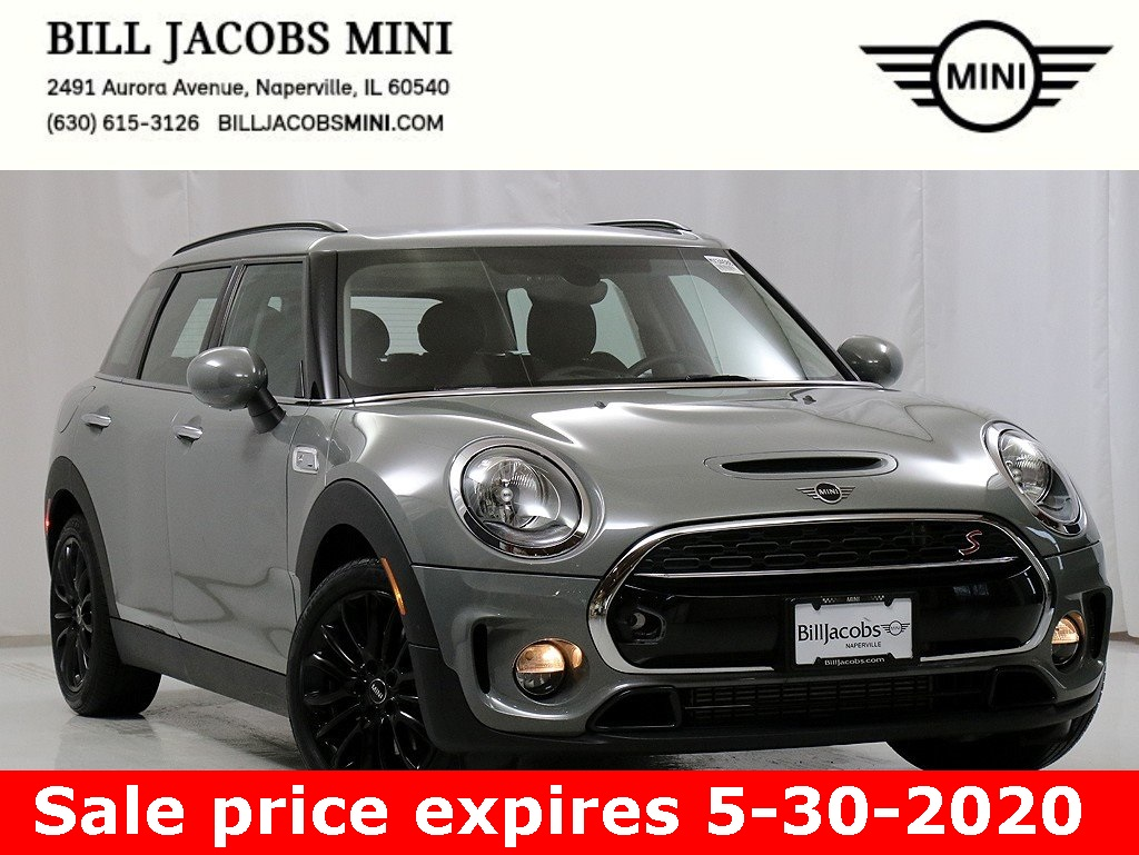 Certified Pre-Owned 2019 MINI Cooper S Clubman ALL4 Classic