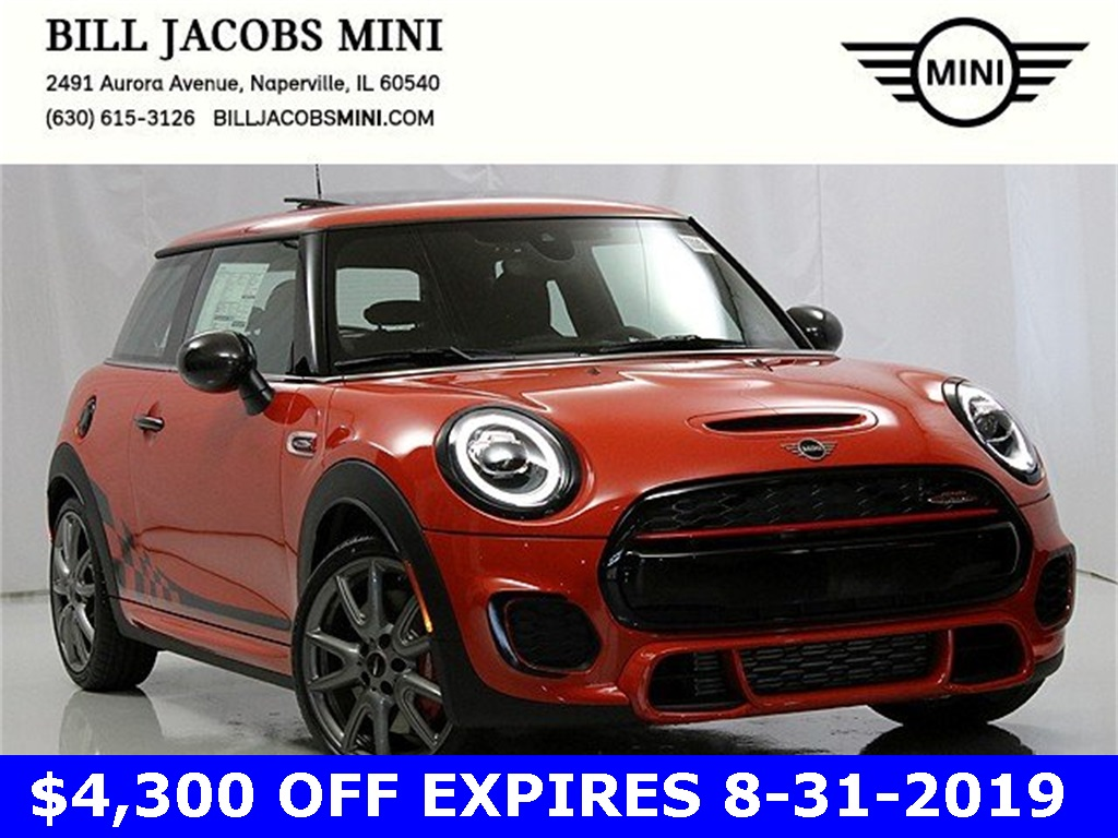 New 2019 MINI John Cooper Works Base