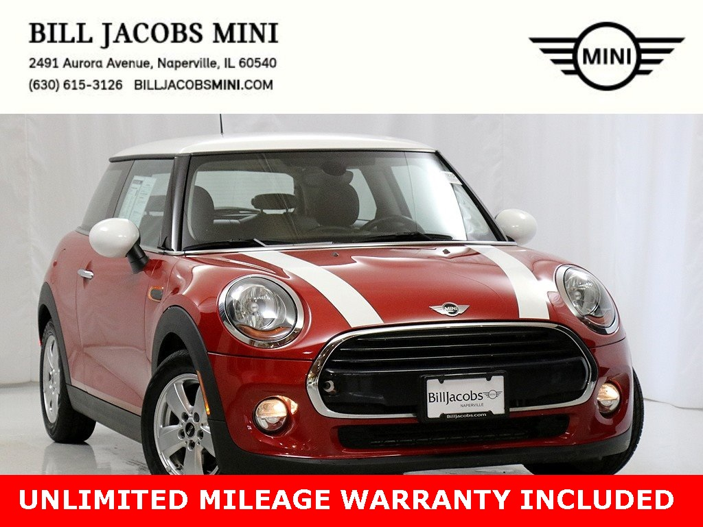 Certified Pre-Owned 2017 MINI Cooper Base
