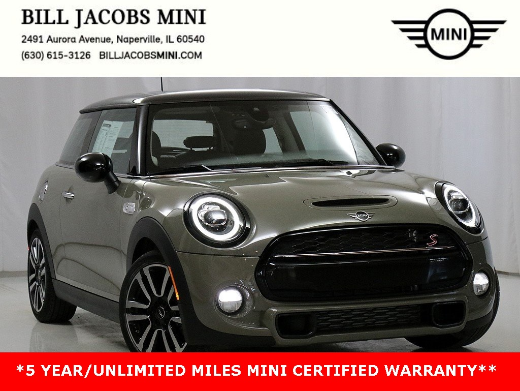 Certified Pre-Owned 2019 MINI Cooper S Signature