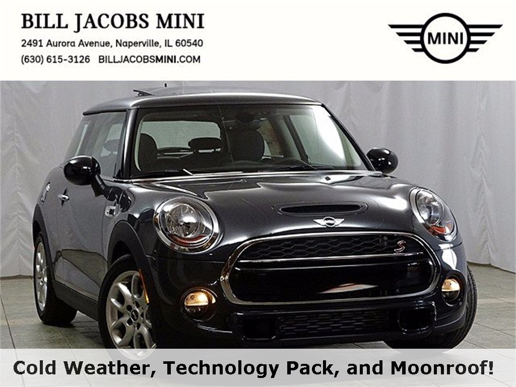 new 2018 mini cooper s hardtop 2 door 2d hatchback near chicago m31825 bill jacobs auto group. Black Bedroom Furniture Sets. Home Design Ideas
