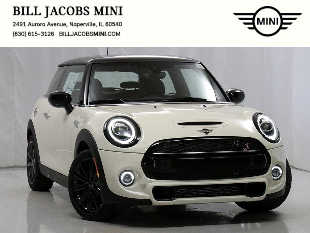 New 2021 MINI Cooper S ICONIC