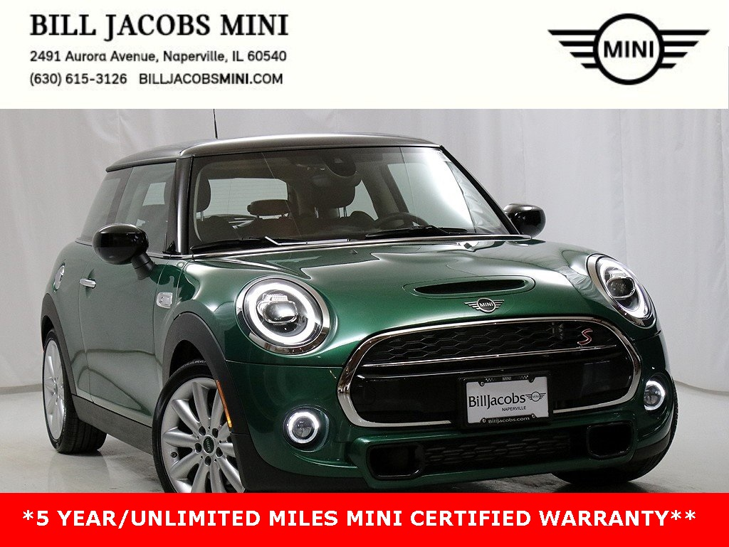 Certified Pre-Owned 2020 MINI Cooper S Base