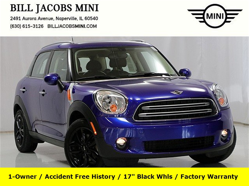Pre Owned 2016 Mini Cooper Countryman Base