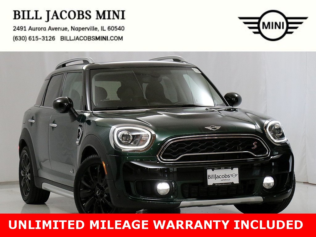 Certified Pre-Owned 2017 MINI Cooper S Countryman NAVIGATION