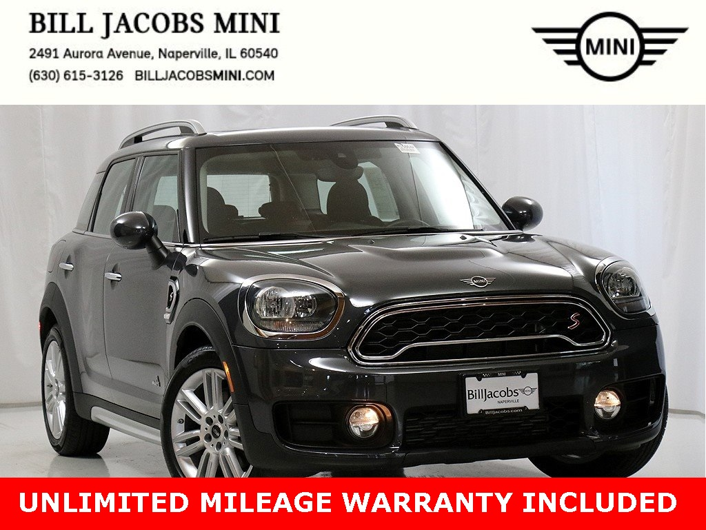 Certified Pre-Owned 2019 MINI Cooper S Countryman ALL4 Signature