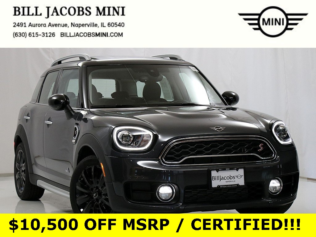 Certified Pre-Owned 2019 MINI Cooper S Countryman ALL4