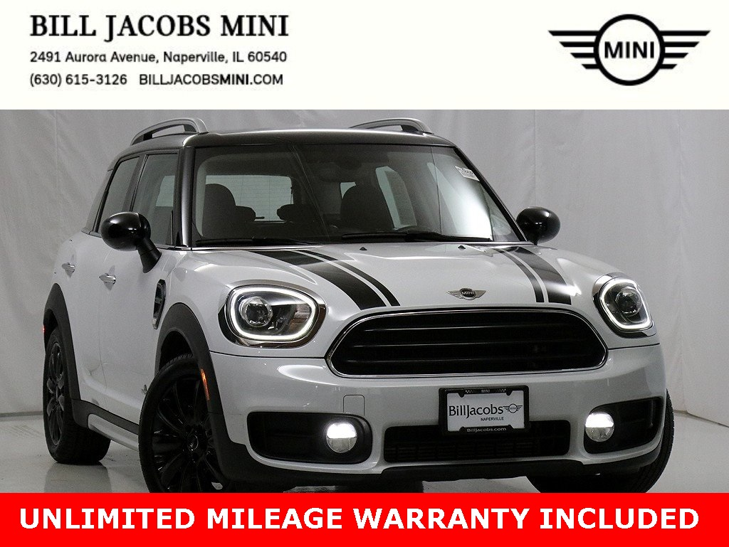 Certified Pre-Owned 2017 MINI Cooper Countryman ALL4