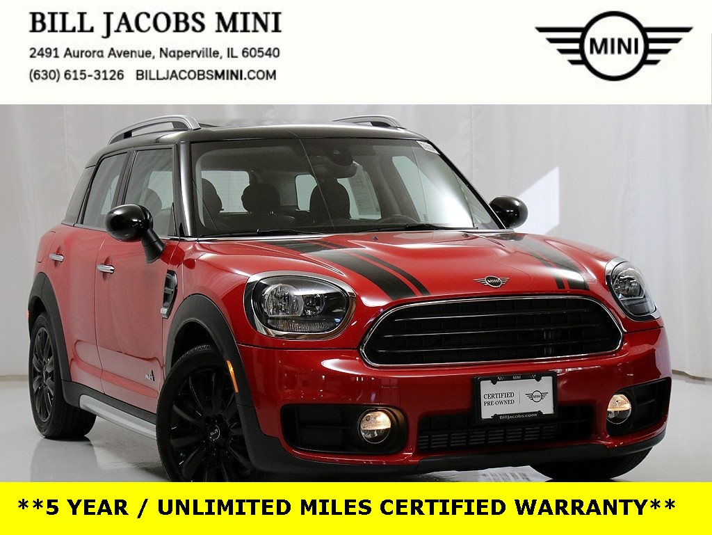 Certified Pre-Owned 2019 MINI Cooper Countryman ALL4