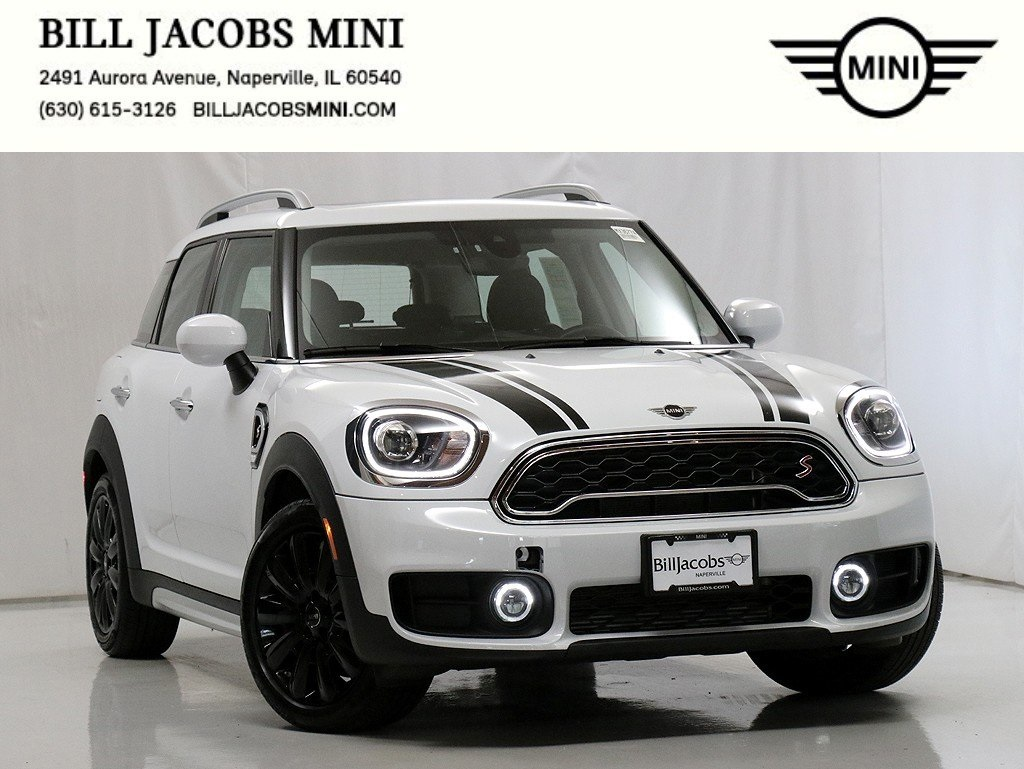 Pre-Owned 2020 MINI Cooper S Countryman ALL4 Signature