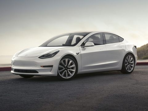 Pre-Owned 2019 Tesla Model 3 Mid Range