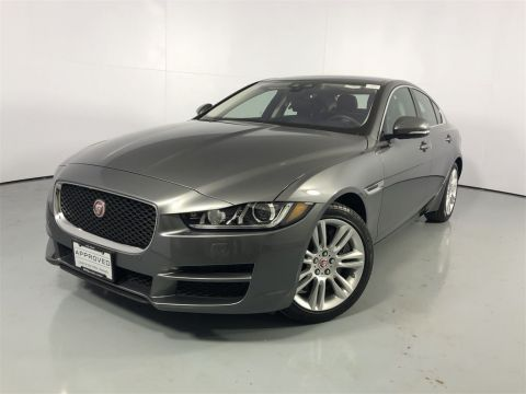 Certified Pre-Owned 2019 Jaguar XE 30t Premium