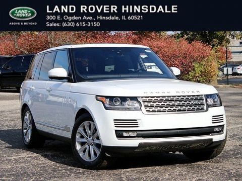 New 2017 Land Rover Range 3 0l V6 Supercharged Hse 4wd