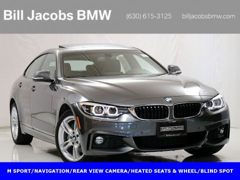 Certified Pre-Owned 2019 BMW 4 Series 430i xDrive Gran Coupe