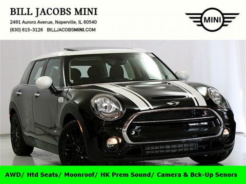 Certified Pre-Owned 2018 MINI Cooper S Clubman