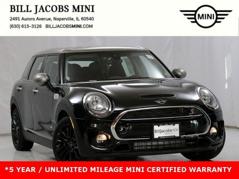 Certified Pre-Owned 2019 MINI Cooper S Clubman ALL4/NAVIGATION