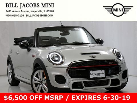Pre-Owned 2019 MINI John Cooper Works Convertible