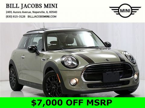 Pre-Owned 2019 MINI Cooper Hardtop