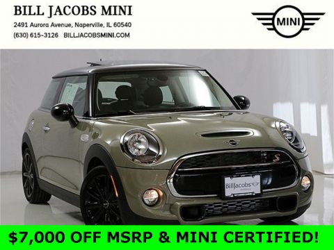 Certified Pre-Owned 2019 MINI Cooper S Hardtop